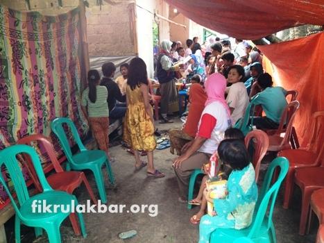 Acara Pengobatan Massal I Kp. Pengarengan, Bekasi