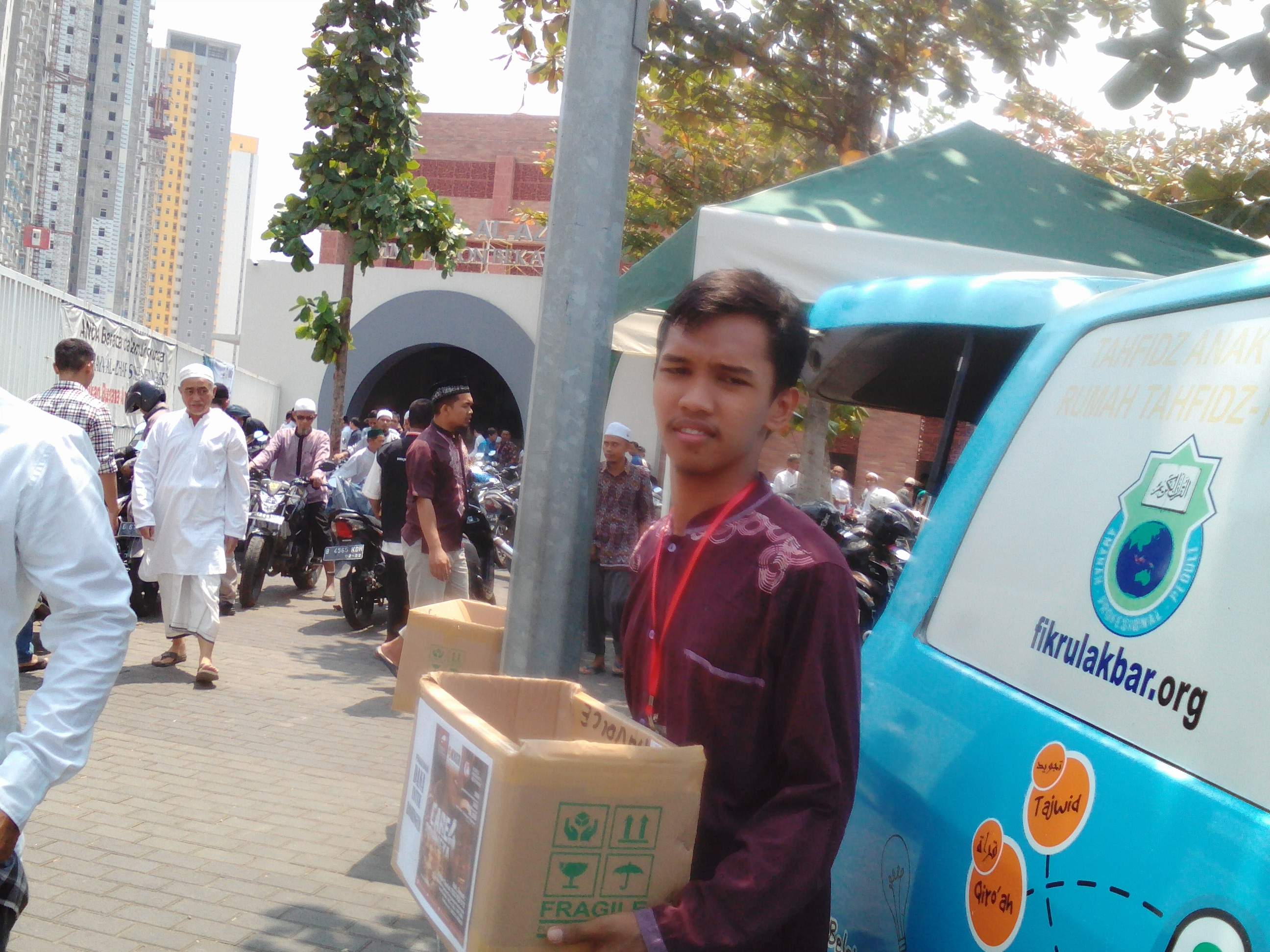 Tanggap Bencana Internasional ASOFA Peduli Rohingnya