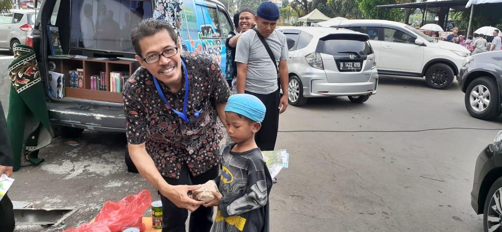 Jum'at Berkah Di Masjid Islamic Centre Bekasi