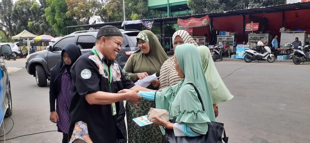 Terapy Gratis Dan Jum'at Sehat Di Masjid Islamic Centre Bekasi