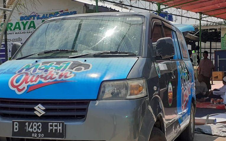 Tim Asofa Mengadakan On Table/Stand Jilid 2 Di Masjid Raya Harapan Indah Bekasi