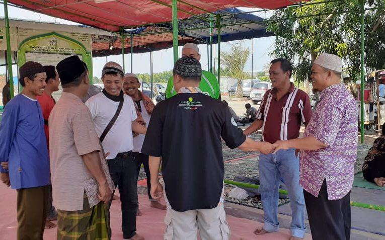 Terapy Gratis Di Masjid Raya Harapan Indah Bekasi