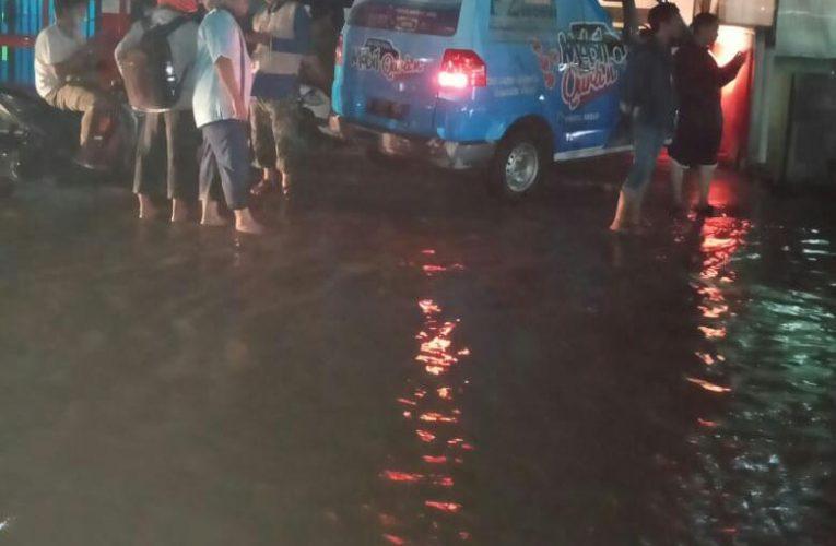Donasi Korban banjir tahap 1